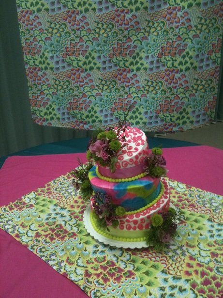 Baby Shower Cake Sweet Surprises Woodward