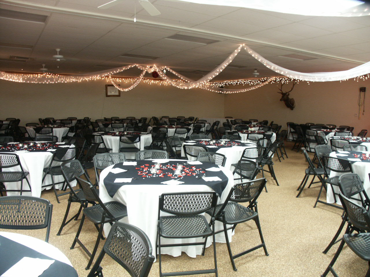 Reception at the Elks