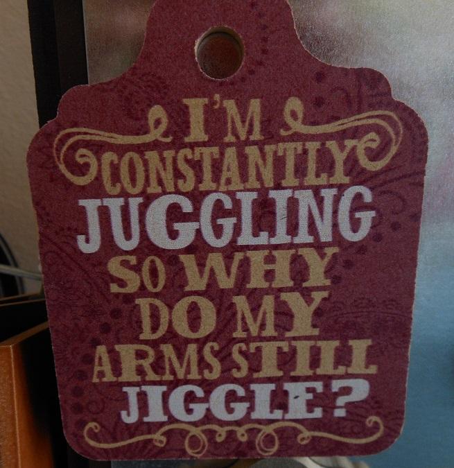 Juggling Magnet-