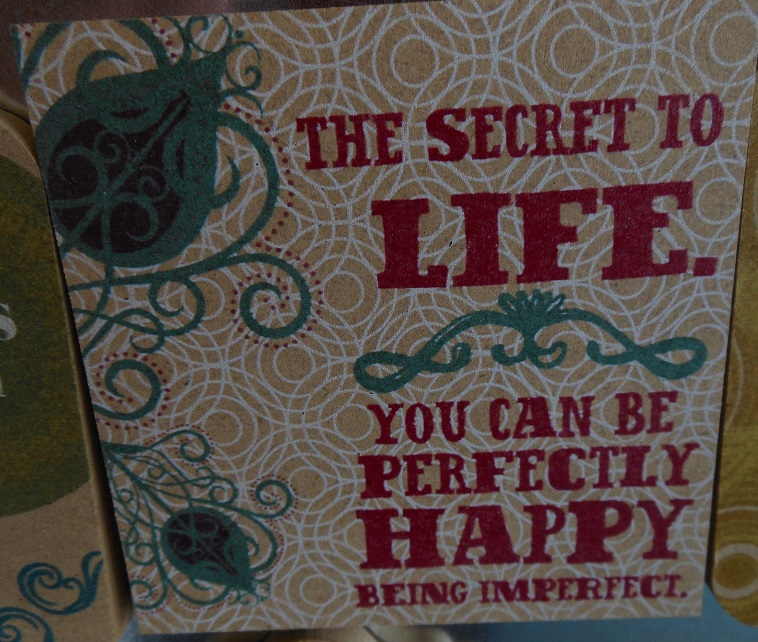 Happy Life Magnet-