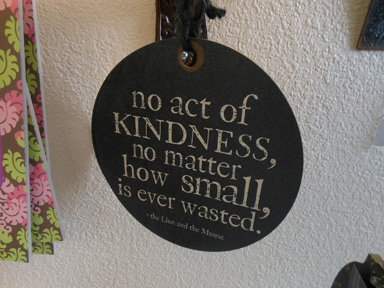 No Act of Kindness-