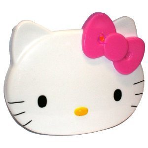 Hello Kitty Compact Mirror with Comb-