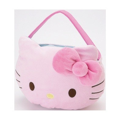 Hello Kitty Easter Basket-hello kitty, easter, basket
