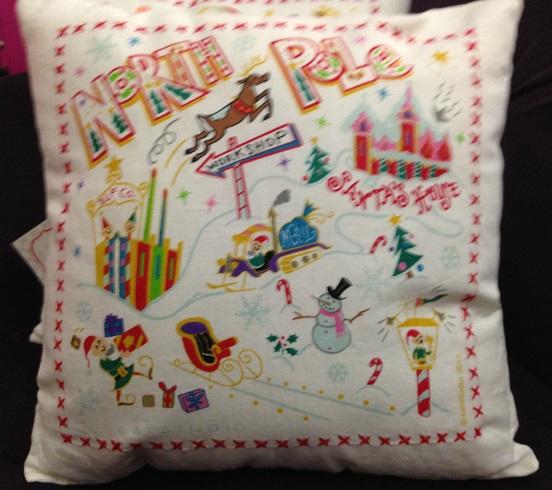 Catstudio Petite Pillow North Pole-