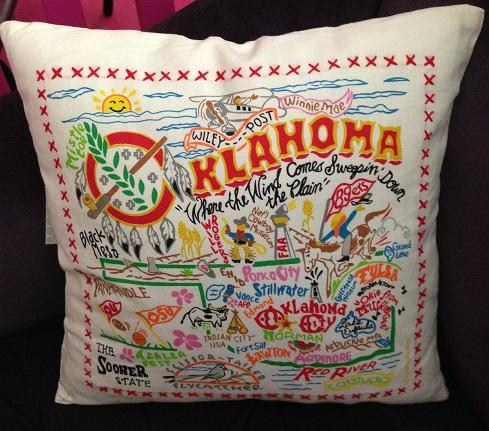 Catstudio Petite Pillow Oklahoma-