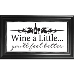 Wine a Little-