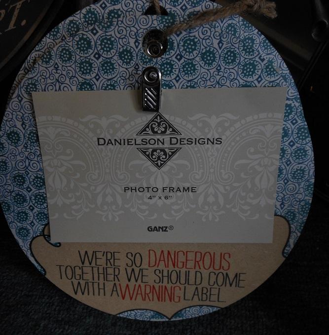 Dangerous Clip Frame-