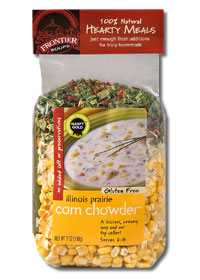 Illinois Prairie Corn Chowder Mix-