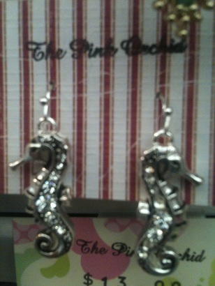 Seahorse Earrings-