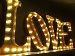 Vintage Marque LOVE-