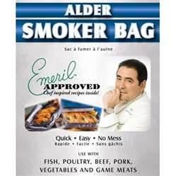 Emeril Smoker Bag- Alder-