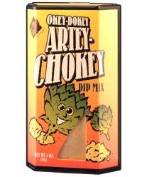 Okey Dokey Artey-Chokey Dip Mix-