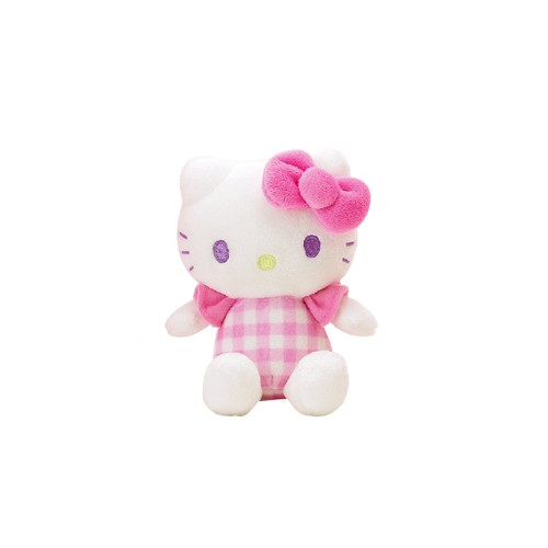 Hello Kitty Plush Baby Rattle-