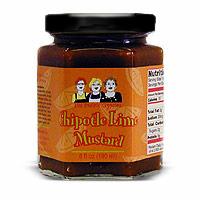 Prairie Gypsies Chipotle Lime Mustard-