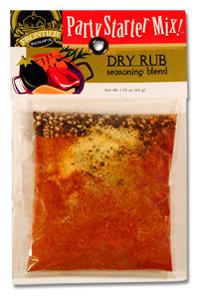 Frontier Dry Rub Seasoning Blend-