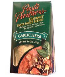 Garlic Herb Pasta Sauce-
