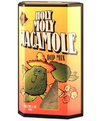 Holy Moly Guacamole Dip Mix-