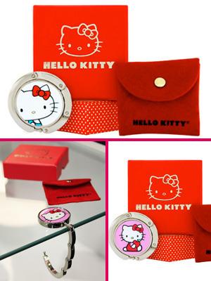 Hello Kitty Purse Hooks-hello kitty, purse, accessories,
