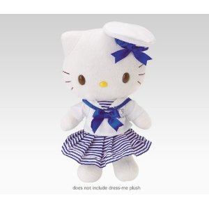 Hello Kitty Dress Me Sailor Outfit-